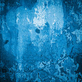 Blue grunge background or texture Stock Images
