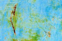 Blue Grunge Background Stock Image