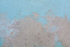 Blue grunge concrete background Stock Photo