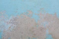 Blue grunge concrete background Stock Photo