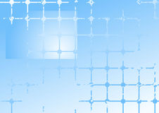 Blue Grunge Lattice Stock Photos