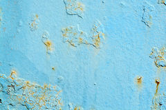 Blue Grunge Metal Texture Background Royalty Free Stock Photos