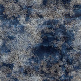 Blue grunge paper texture Stock Images
