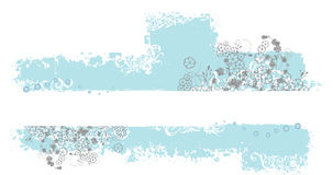 Free Blue Grunge Pattern With Caption Space Royalty Free Stock Photo - 5972925