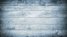 Blue grunge scratched wooden planks, wall, table, ceiling or floor surface. Stock Photo