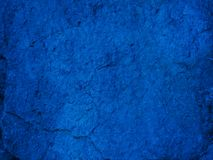 Blue grunge surface, background Stock Images