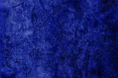 Blue grunge surface, background Royalty Free Stock Images