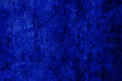 Blue grunge surface, background Royalty Free Stock Images