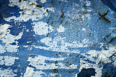 Blue grunge texture Royalty Free Stock Image