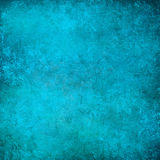 Blue grunge textured abstract background Stock Photo
