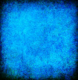 Blue grunge textured abstract background Royalty Free Stock Photo