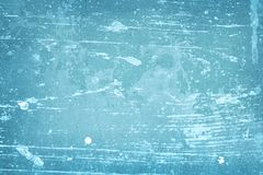 Blue grunge textured background. Blue grunge textured  shabby background with stains and cuts stock photos