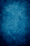 Blue Grunge Vignette Stock Images