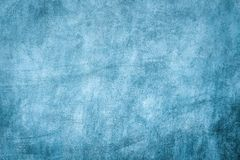 Blue grunge wall. Grunge wall, highly detailed textured background Stock Photography