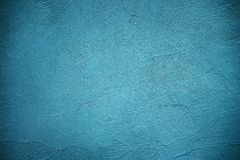 Blue Grunge Wall Texture royalty free stock images