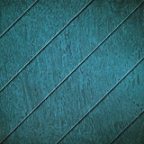 Blue grunge wood Royalty Free Stock Photo