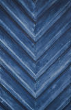 Blue grunge wooden background Royalty Free Stock Photography