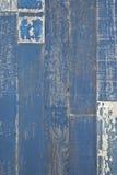 Blue grunge wooden Stock Photos