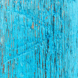Blue Grunge Wooden Textured background for your design. Royalty Free Stock Image