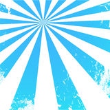 Blue grungy background stock illustration