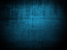 Blue grungy background Stock Image