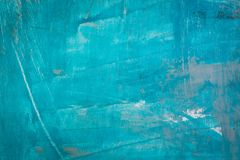 Blue grungy texture Royalty Free Stock Photography