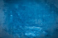 Blue grungy texture Stock Image