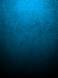 Blue grungy wall Royalty Free Stock Photo