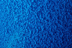 Blue hammered metal background,abstract metalic texture, sheet of metal surface painted with hammer paint Royalty Free Stock Image
