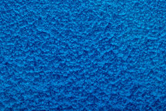 Blue hammered metal background,abstract metalic texture, sheet of metal surface painted with hammer paint Stock Photos
