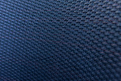 Blue handcraft weave texture Stock Images
