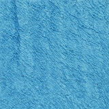 Blue handmade paper. With pattern Royalty Free Stock Image