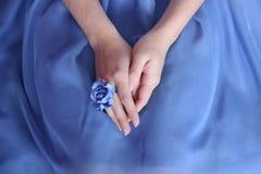 Blue Royalty Free Stock Photo