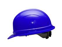 Blue Hard Hat Stock Image