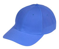 Blue hat Royalty Free Stock Photo