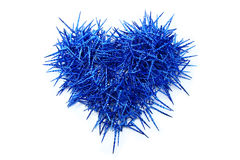 Free Blue Heart Royalty Free Stock Images - 7885039