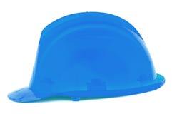 Blue helmet Royalty Free Stock Photography