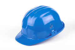 Blue helmet Stock Photos