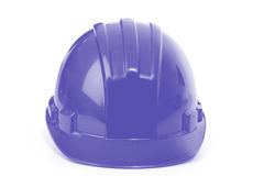 Blue helmet Stock Photography