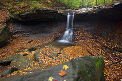 Blue Hen Falls Royalty Free Stock Photo