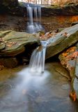 Blue Hen Falls, Ohio Royalty Free Stock Photos