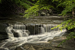 Blue Hen Falls Royalty Free Stock Photos