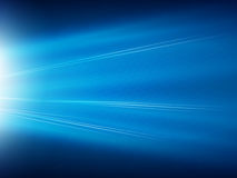 Blue Hex Super Nova Background Royalty Free Stock Images