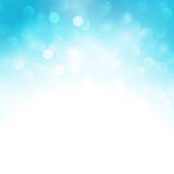 Blue holiday  light background Stock Image