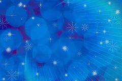 Blue homogeneous background. Royalty Free Stock Photos