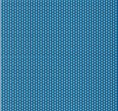 Blue Honeycomb Royalty Free Stock Photography
