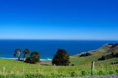 blue horizon Zdjęcie Stock