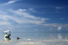 Blue horizon palawan philippines Stock Photos