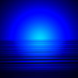 Blue horizons stock images