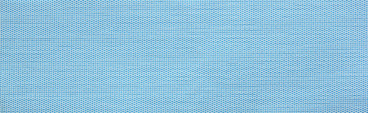 Blue Horizontal Fabric Swatch Texture Royalty Free Stock Photography